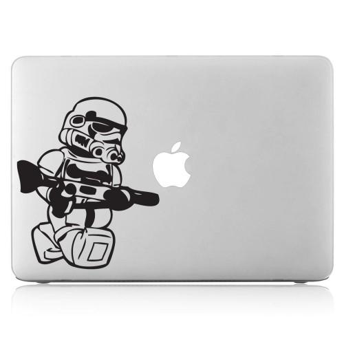 Star Wars Stormtrooper Laptop Macbook Vinyl Decal Sticker