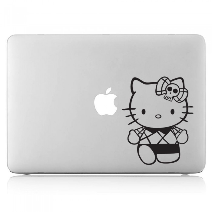 03fba4597 Hello Kitty Macbook Vinyl Decal Sticker for Sale at Mobigad.com . we offer  the