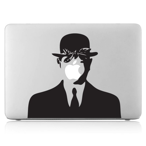 The Son of Man Laptop / Macbook Vinyl Decal Sticker
