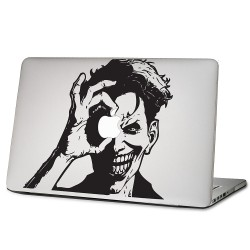 Batman  Joker Laptop / Macbook Vinyl Decal Sticker