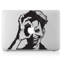 Batman  Joker Laptop / Macbook Vinyl Decal Sticker
