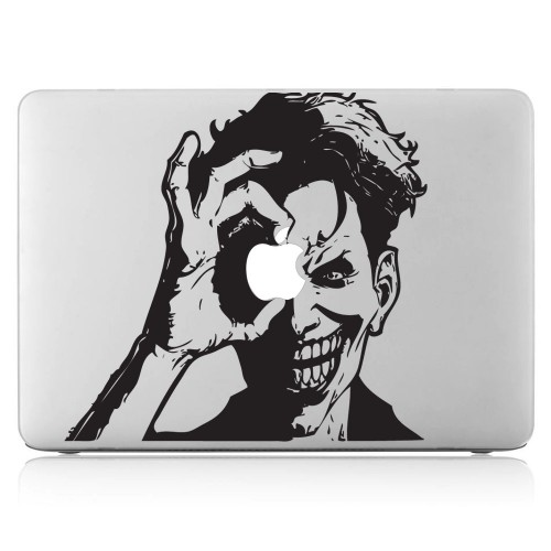 Batman joker laptop macbook vinyl decal sticker