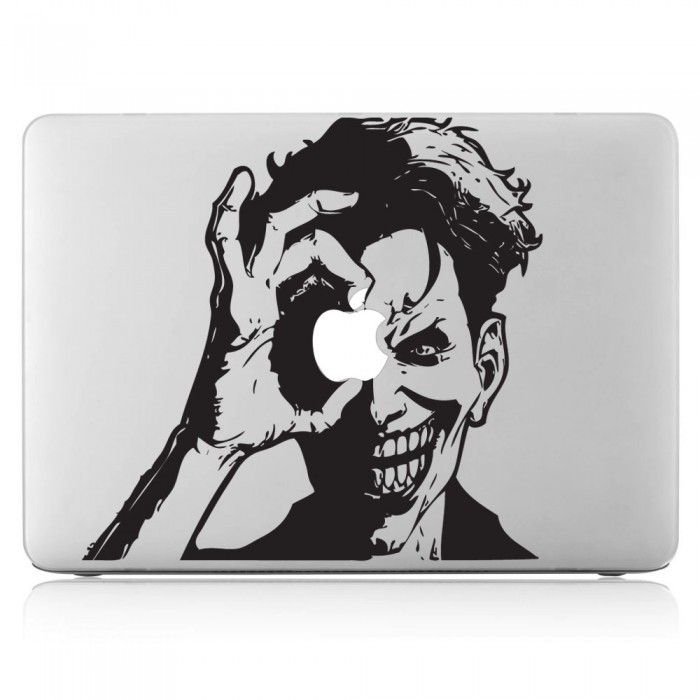 Batman  Joker Laptop / Macbook Vinyl Decal Sticker (DM-0072)