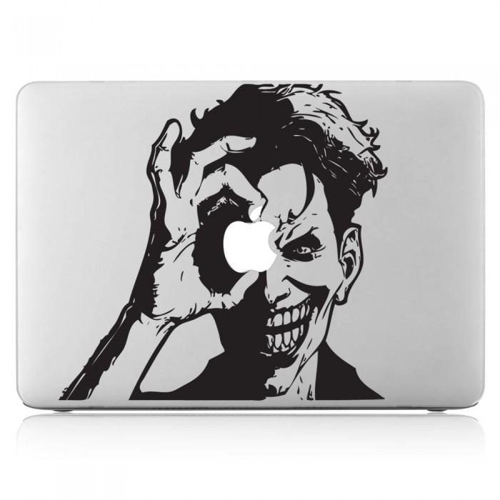 Batman  Joker Laptop / Macbook Vinyl Decal Sticker (DM-0072)