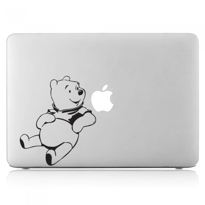 Winnie Puuh Laptop / Macbook Sticker Aufkleber (DM-0085)