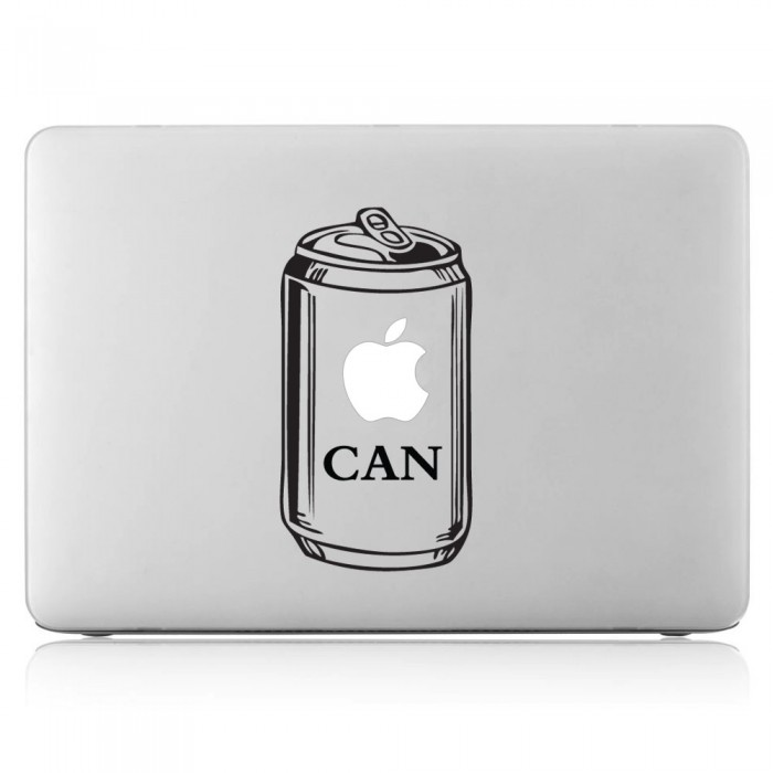 Apple Juice Can Laptop / Macbook Vinyl Decal Sticker (DM-0089)