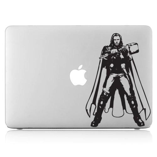 Thor Laptop Macbook Vinyl Decal Sticker