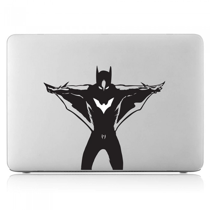 Batman Beyond Stickers For Macbook