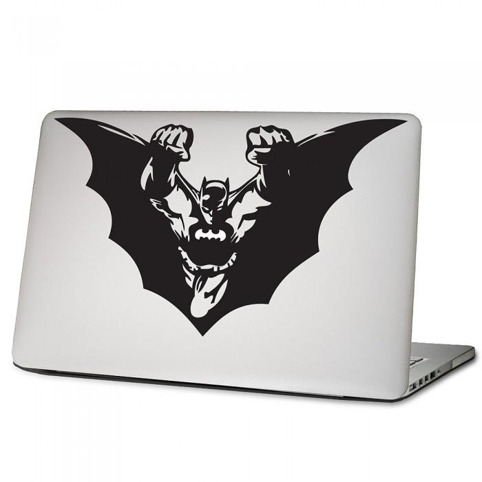 batman sticker macbook