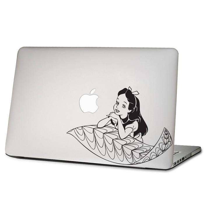 Adventures In Wonderland Laptop Macbook Vinyl Decal Sticker - Vinyl decals for macbook