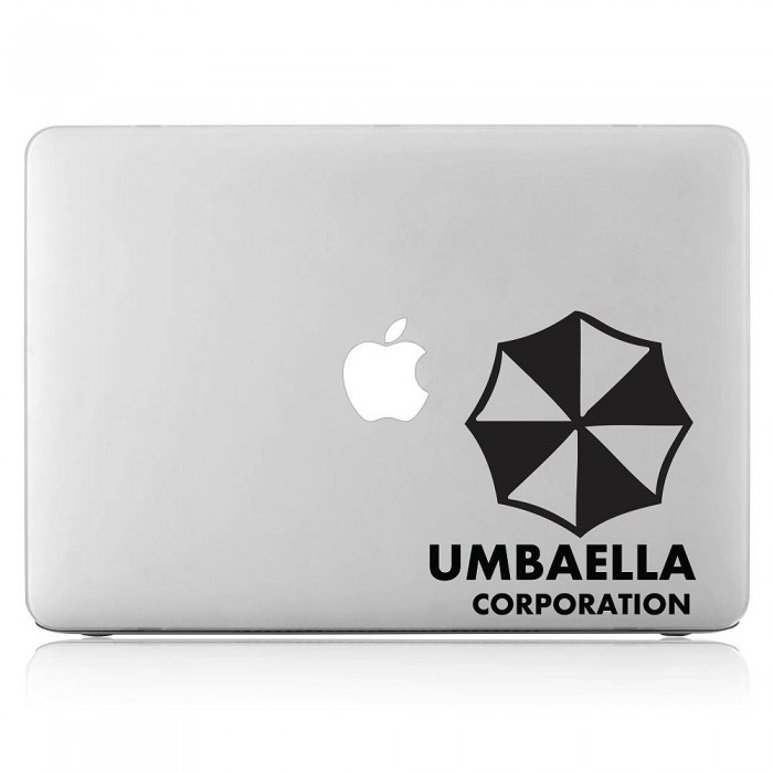 umbrella corporation aufkleber