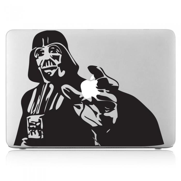 Star Wars Darth Vader Laptop / Macbook Vinyl Decal Sticker (DM-0200)