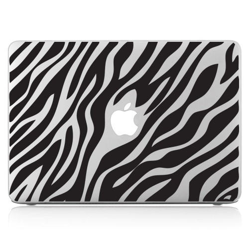 Zebra Design Laptop / Macbook Vinyl Decal Sticker