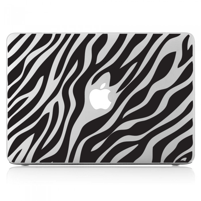 Zebra Design Laptop / Macbook Vinyl Decal Sticker (DM-0201)