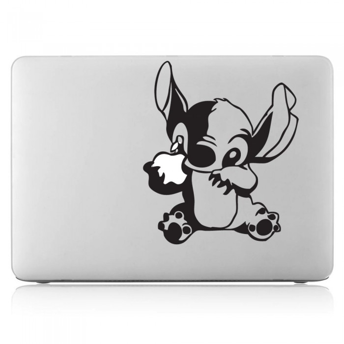 Lilo & Stitch Laptop / Macbook Vinyl Decal Sticker (DM-0223)