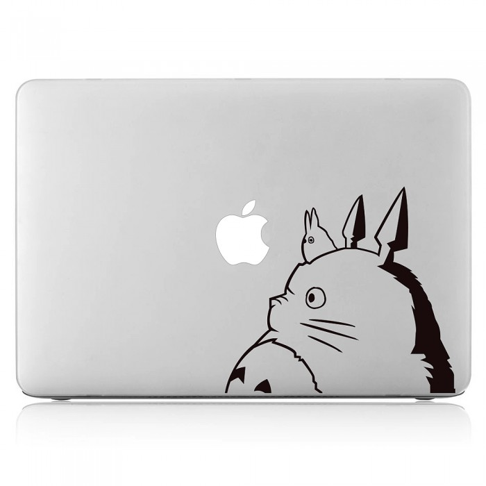 My Neighbor Totoro Laptop / Macbook Vinyl Decal Sticker (DM-0236)