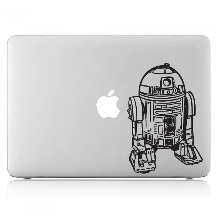 R2-D2 Star wars Laptop / Macbook Vinyl Decal Sticker (DM-0248)
