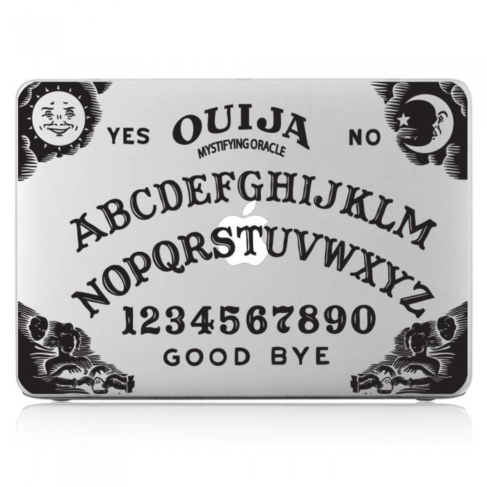 ouija board laptop / macbook vinyl decal sticker