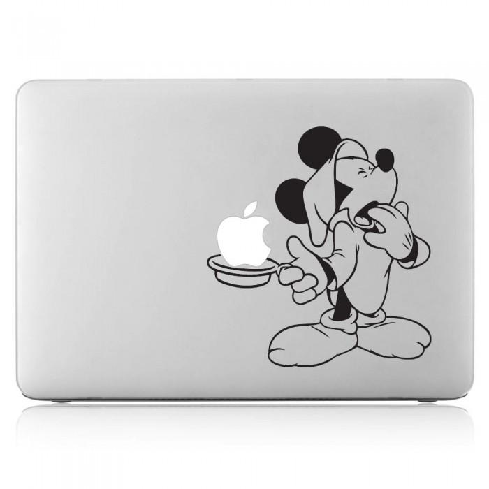 Mickey Mouse Laptop / Macbook Vinyl Decal Sticker (DM-0297)