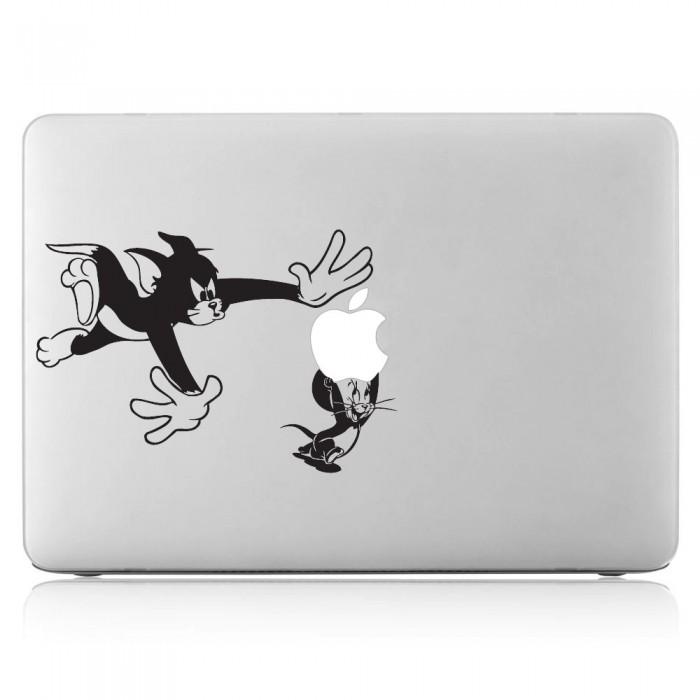 Tom and Jerry  Laptop / Macbook Vinyl Decal Sticker (DM-0303)