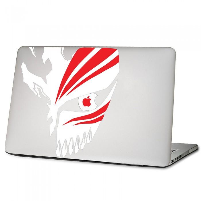 Bleach Hollow Mask Laptop Macbook Vinyl Decal Sticker Dm 0350