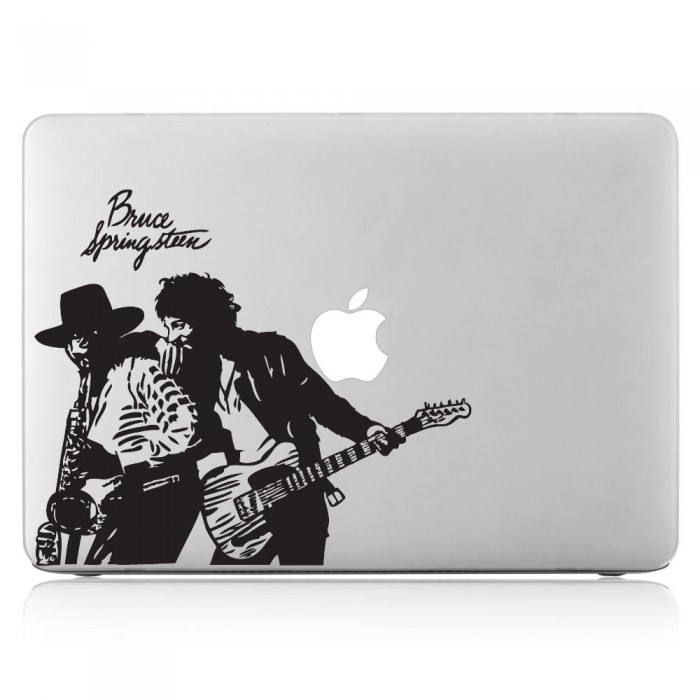 Bruce Springsteen Born to Run Laptop / Macbook Vinyl Decal Sticker (DM-0362)