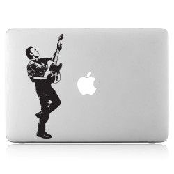 Bruce Springsteen Born to Run 2 Laptop / Macbook Vinyl Decal Sticker