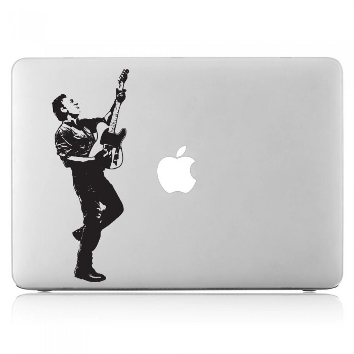 Bruce Springsteen Born to Run 2 Laptop / Macbook Vinyl Decal Sticker (DM-0366)