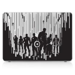 The avengers Laptop / Macbook Vinyl Decal Sticker