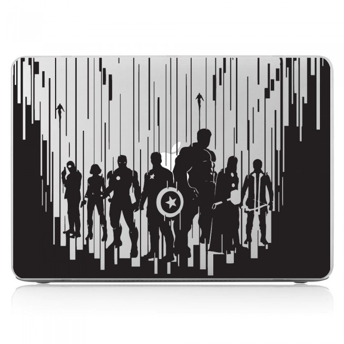 The avengers Laptop / Macbook Vinyl Decal Sticker (DM-0372)