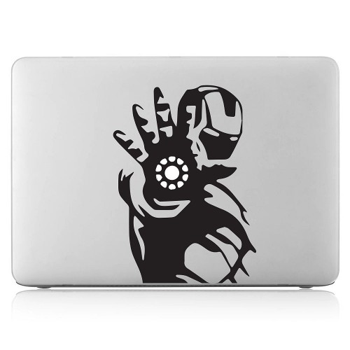 Iron man avengers Laptop / Macbook Vinyl Decal Sticker