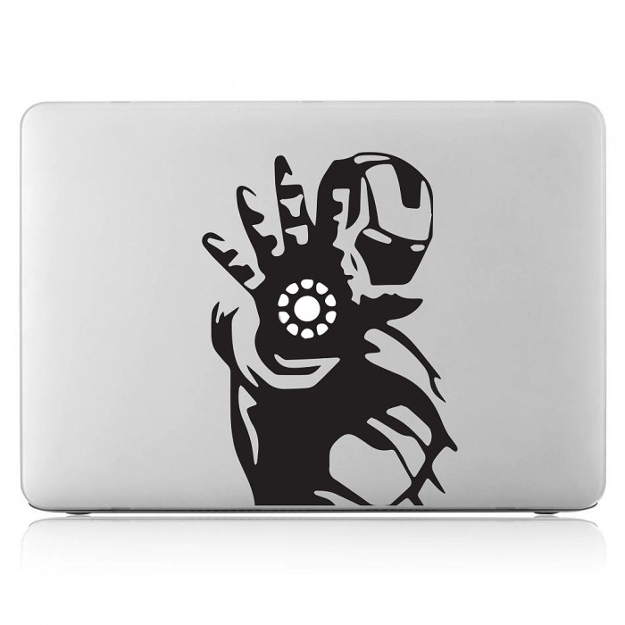 Iron man avengers Laptop / Macbook Vinyl Decal Sticker (DM-0394)