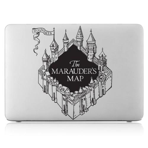 Harry Potter The Marauder S Map Laptop Macbook Vinyl