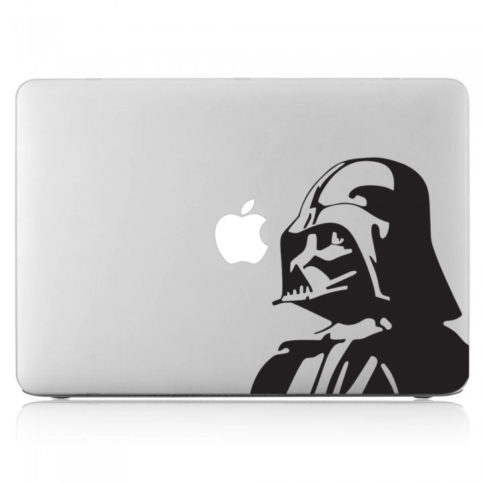 krieg der sterne darth vader laptop macbook sticker. Black Bedroom Furniture Sets. Home Design Ideas