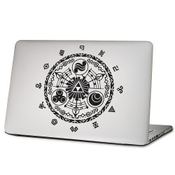 Legend of Zelda Gate of time Laptop / Macbook Vinyl Decal Sticker
