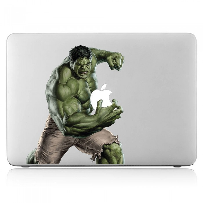 The hulk avengers Laptop / Macbook Vinyl Decal Sticker (DM-0413)