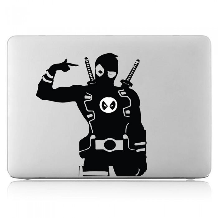 Deadpool Laptop / Macbook Vinyl Decal Sticker (DM-0420)
