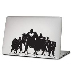 Super Hero Laptop / Macbook Vinyl Decal Sticker