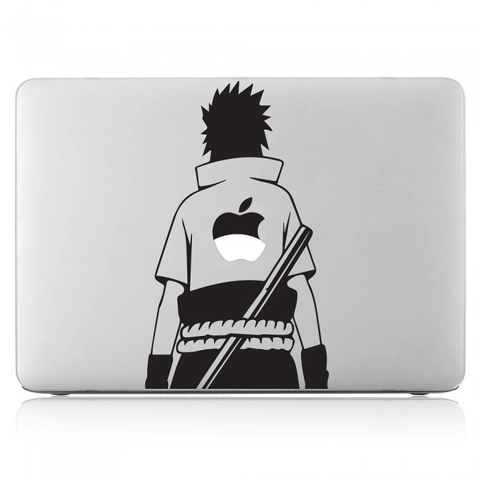 Sasuke from Naruto Laptop / Macbook Vinyl Decal Sticker (DM-0432)