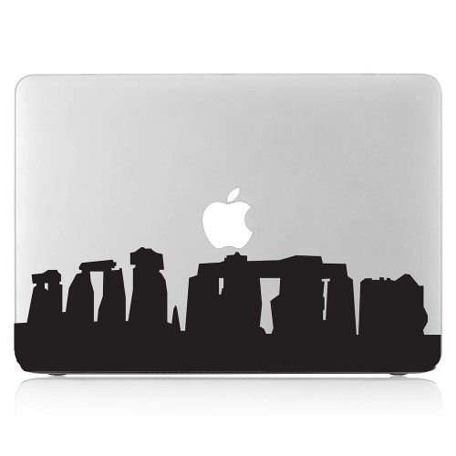 Stonehenge Laptop / Macbook Vinyl Decal Sticker