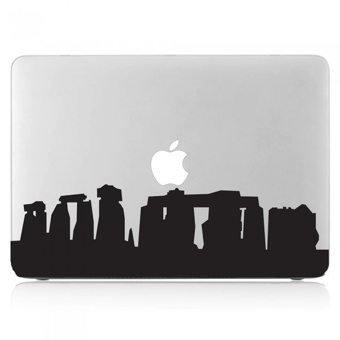 Stonehenge Laptop / Macbook Vinyl Decal Sticker (DM-0446)