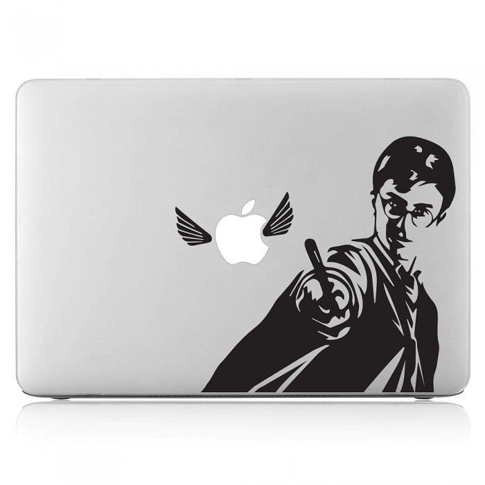 Harry potter laptop macbook vinyl decal sticker