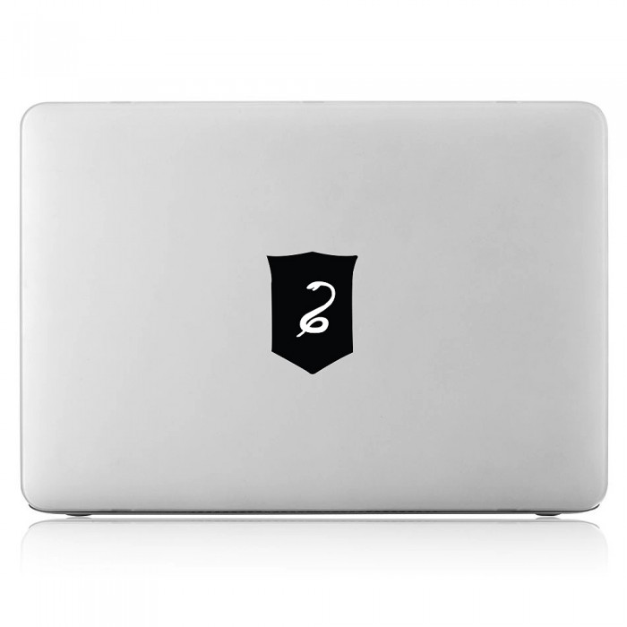 Harry Potter slytherin Laptop / Macbook Vinyl Decal Sticker (DM-0458)