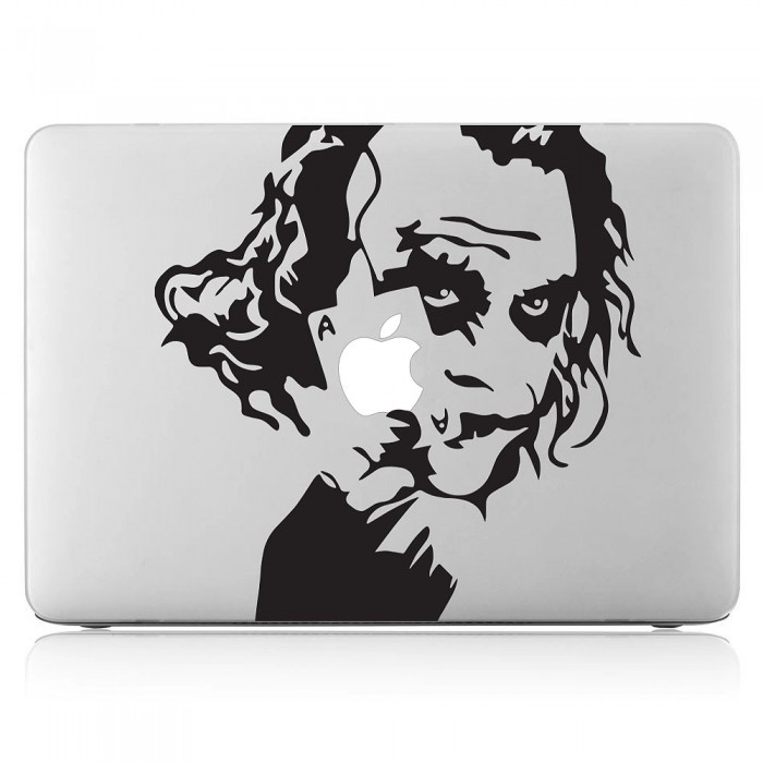 Joker Batman Laptop / Macbook Vinyl Decal Sticker (DM-0472)