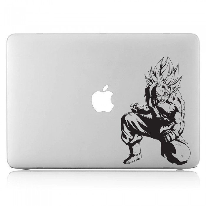 Dragonball Goku super saiyan Laptop / Macbook Vinyl Decal Sticker (DM-0473)