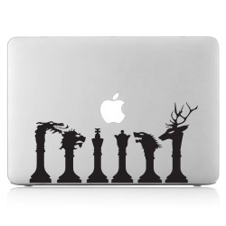 Game of Thrones Laptop / Macbook Vinyl Decal Sticker