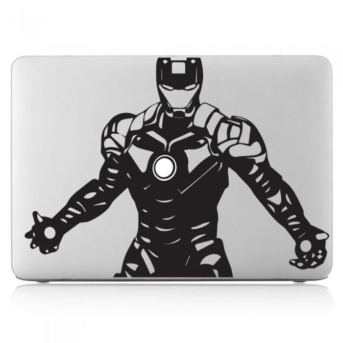 Iron Man Laptop / Macbook Vinyl Decal Sticker (DM-0493)