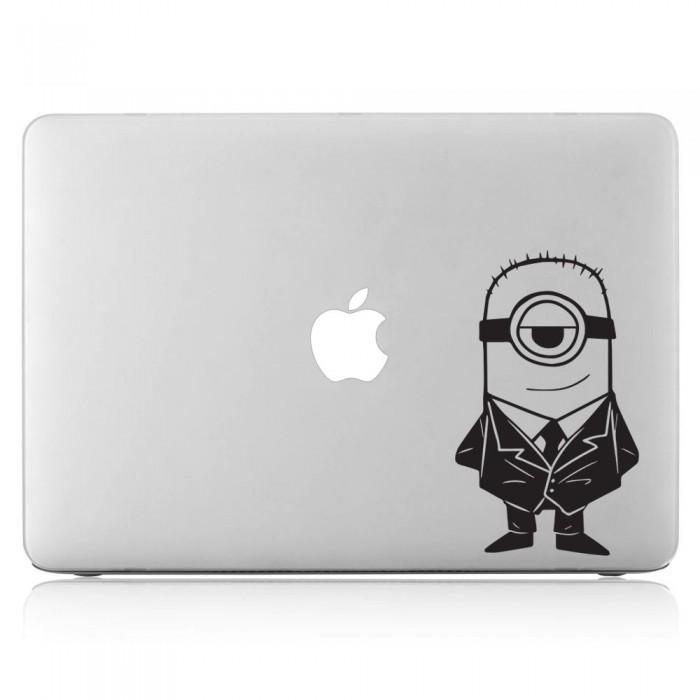 Despicable Me Minion Sticker Laptop Macbook Decal 15-17