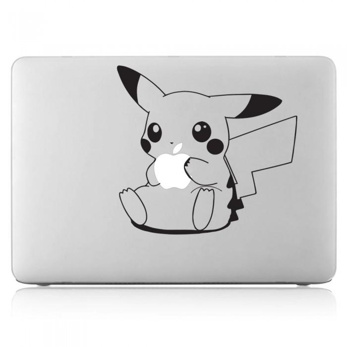 Stickers Pokemon.Pikachu Pokemon Laptop Macbook Vinyl Decal Sticker Dm 0498