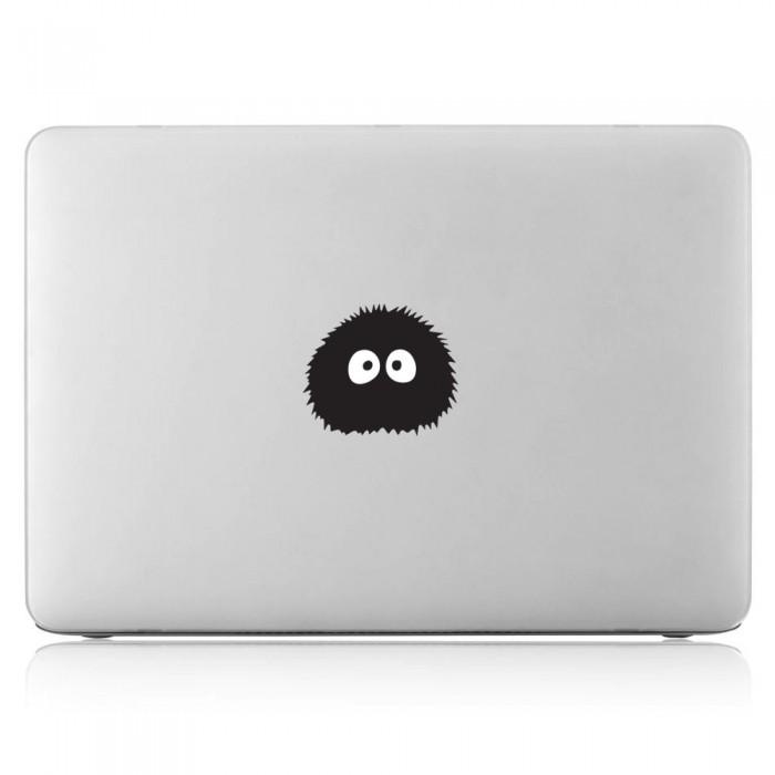 Susuwatari Soot Sprite My Neighbor Totoro Laptop / Macbook Vinyl Decal Sticker (DM-0506)